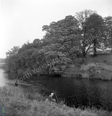 Fishing, River Swale